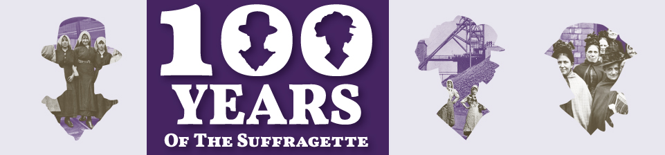100 Years of Suffragette