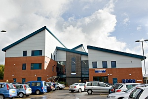 Platt Bridge Life Centre exterior