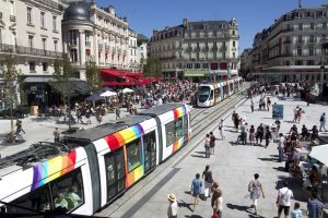 Angers tram