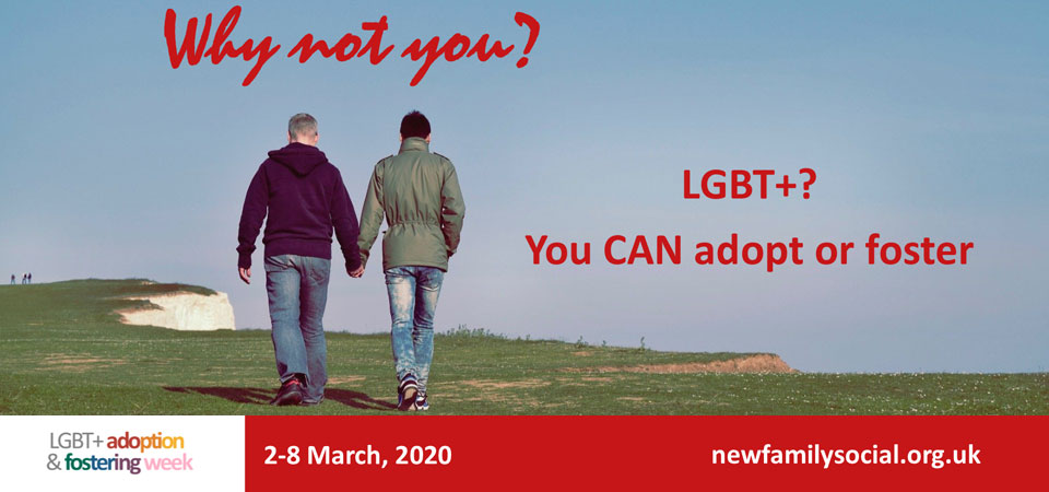 LGBT+ Fostering and Adoption
