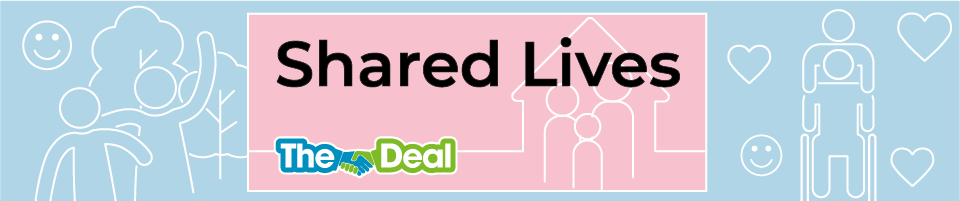 Shared Lives web banner