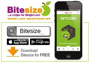 Bitesize - Weight loss smartphone app available to download for free