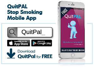 Quitpal - Stop smoking mobile app