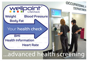 Wellpoint Advanced Health Screening